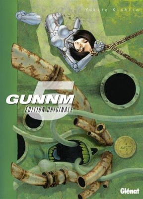 "Afficher ""Gunnm n° 5"""