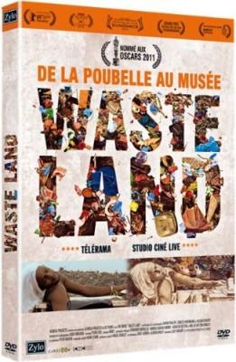 """Afficher """"Waste land - De la poubelle au musée"""""""