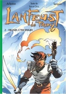 """Afficher """"Troy (les mondes de) n° 2 Thanos l'incongru"""""""
