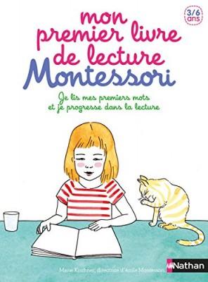 "Afficher ""Mon premier livre de lecture Montessori"""
