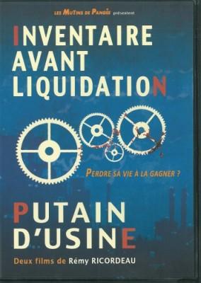 "Afficher ""Inventaire avant liquidation"""