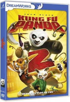 "Afficher ""Kung Fu Panda Kung Fu panda 2"""
