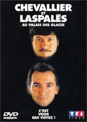 """Afficher """"Chevallier et Laspalès au palais des glaces"""""""
