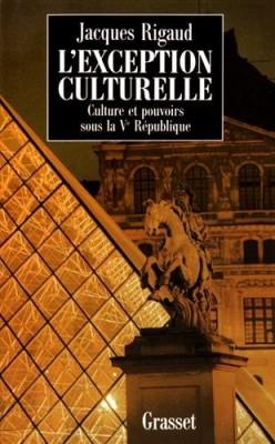 """Afficher """"L'exception culturelle"""""""