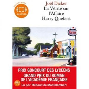 """Afficher """"Vérité sur l'Affaire Harry Quebert (La)"""""""