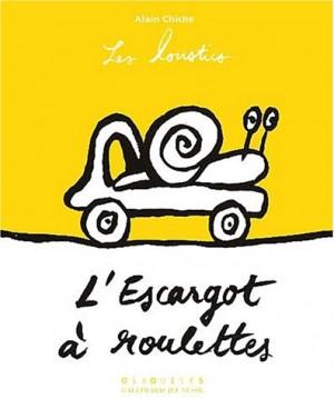 """Afficher """"escargot à roulettes (L')"""""""