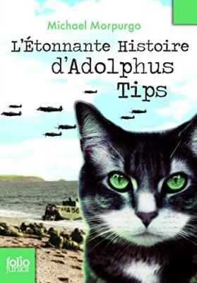 """Afficher """"étonnante histoire d'Adolphus Tips (L')"""""""