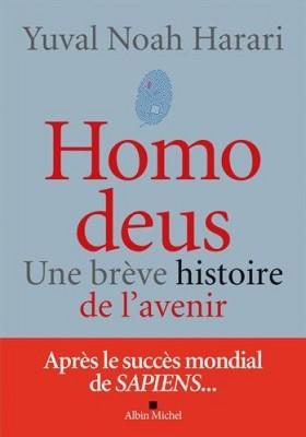 vignette de 'Homo deus (Yuval Noah Harari)'
