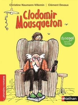 Couverture de Clodomir Mousqueton : DYS