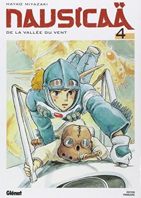 "Afficher ""Nausicaä : de la vallée du vent n° 4 Nausicaä"""