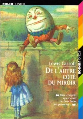 """Afficher """"DE L'AUTRE COTE DU MIROIR"""""""
