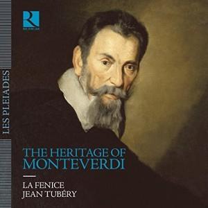 "Afficher ""Heritage of Monteverdi (The)"""