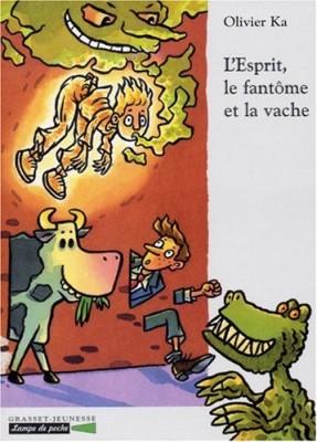 """Afficher """"L'esprit, le fantôme et la vache"""""""