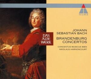 """Afficher """"Brandenburg Concertos"""""""