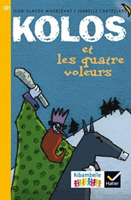 """Afficher """"Kolos et les quatre voleurs"""""""