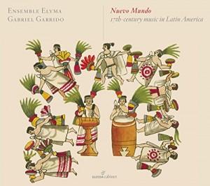 """Afficher """"Nuevo mundo, musique latino américaine du XVIIème siècle"""""""