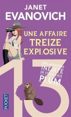 """Afficher """"Une aventure de Stéphanie Plum Une affaire treize explosive"""""""