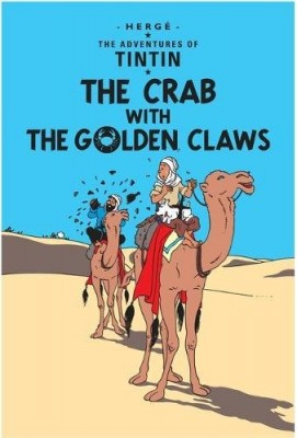 "Afficher ""The adventures of Tintin The crab with the golden claws"""