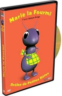 """Afficher """"Drôles de petites bêtes Marie la fourmi"""""""