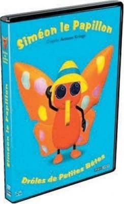 """Afficher """"Drôles de petites bêtes Siméon le papillon"""""""