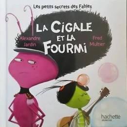 """Afficher """"Les petits secrets des fables n° 5 La cigale et la fourmi"""""""