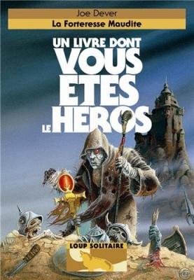 "Afficher ""Loup solitaire n° 7 La forteresse maudite"""
