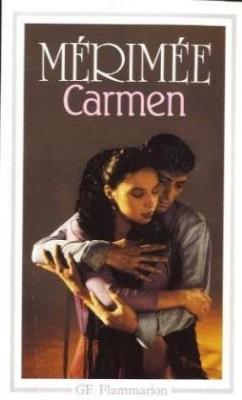 vignette de 'Carmen (Prosper Mérimée)'