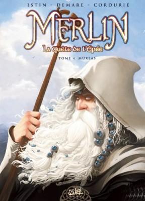 """Afficher """"Merlin, la quête de l'épée n° 4Mureas"""""""