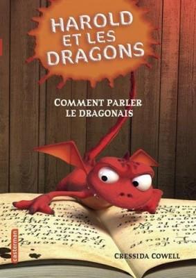 """Afficher """"Harold et les dragons n° 3 Comment parler le dragonais"""""""