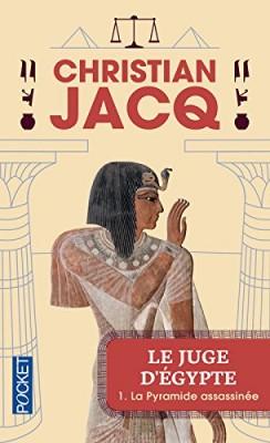 """Afficher """"Le Juge d'Égypte n° 1 La Pyramide assassinée"""""""