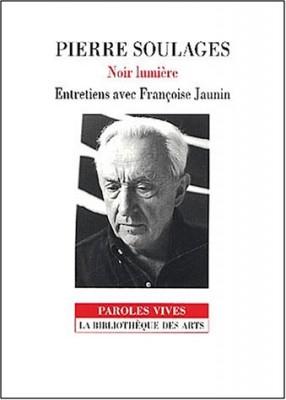 """Afficher """"Pierre Soulages"""""""