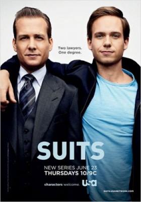 """Afficher """"Suits - Saison 1"""""""