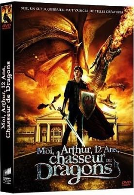 """Afficher """"Moi, Arthur, 12 ans, chasseur de dragons"""""""