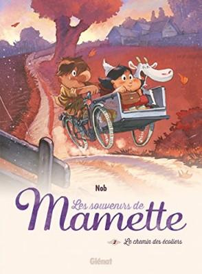 """Afficher """"Les souvenirs de Mamette n° 2Le chemin des écoliers"""""""