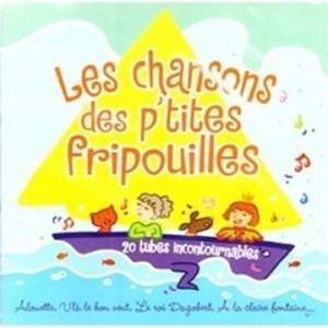 """Afficher """"Les chansons des p'tites fripouilles"""""""