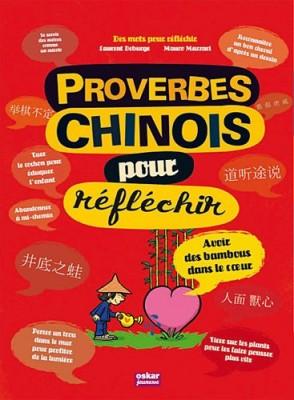 vignette de 'Proverbes chinois pour réfléchir (Laurent Deburge)'