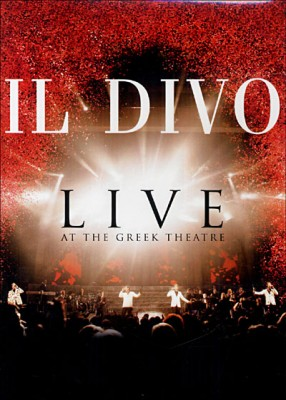 "Afficher ""Il Divo - Live at the greek theatre"""