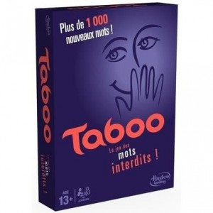 Couverture de Taboo