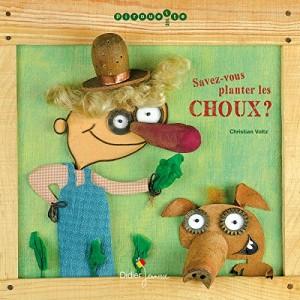 vignette de 'Savez-vous planter les choux ? (Christian Voltz)'