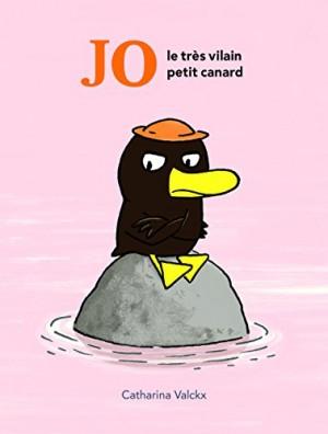 vignette de 'Jo, le très vilain petit canard (Catharina Valckx)'