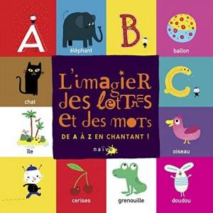 """Afficher """"Imagier des lettres et des mots (L')"""""""