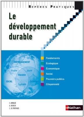 """Afficher """"Le développement durable"""""""
