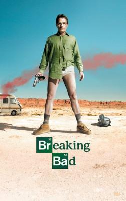"""Afficher """"Breaking Bad - Saison 1"""""""