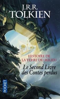 """Afficher """"Histoire de la Terre du Milieu n° 2 Le second livre des contes perdus"""""""