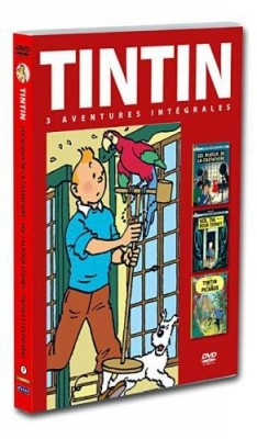 """Afficher """"Tintin Tintin - Vol. 7 : Les bijoux de la Castafiore + Vol 714 pour Sydney + Tintin et les Picaros"""""""