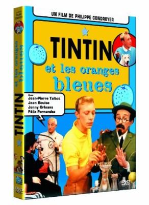 """Afficher """"Tintin et les Oranges Bleues"""""""