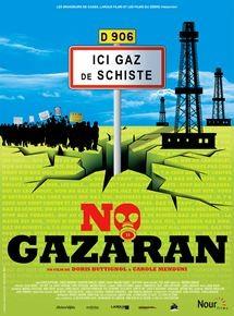 """Afficher """"No gazaran"""""""