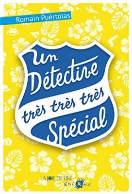 vignette de 'détective très très très spécial (Un) (Romain Puértolas)'