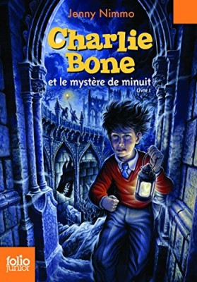"""Afficher """"Charlie Bone et le mystère de minuit n° 1"""""""