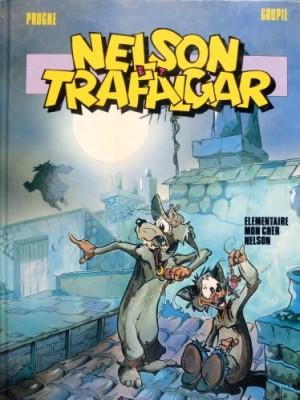 """Afficher """"Nelson et Trafalgar n° [2]Elémentaire mon cher Nelson"""""""